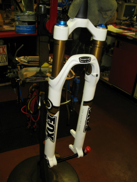 Fox Racing Fork